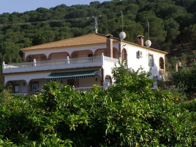 Casa Rural el Pinar en Posadas Córdoba - Posadas - Hytte (i sveitsisk stil)