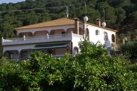 Casa Rural el Pinar en Posadas Córdoba - Xalet