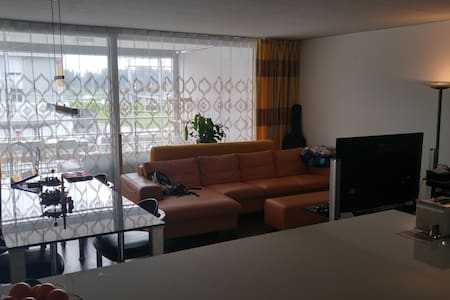 Zimmer mit Doppelbett. - Steinhausen - Leilighet
