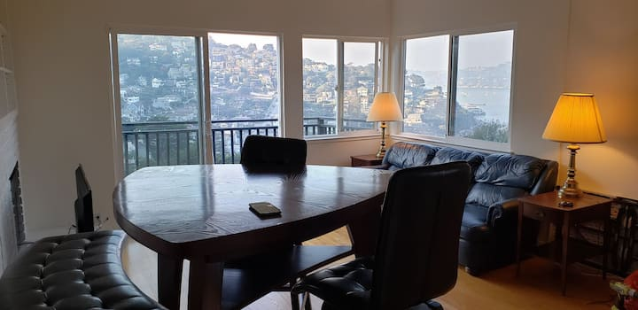 2BR 1B Stunning views Great location close GGB S.F