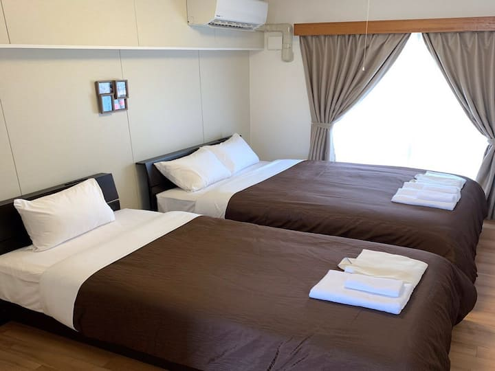 Y' RISE TO HOTEL Miyakojima Triple Room