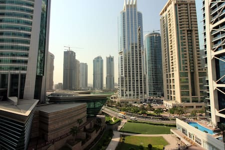 1 min. from metro! Pool+GYM+Beach! - Dubai - Flat
