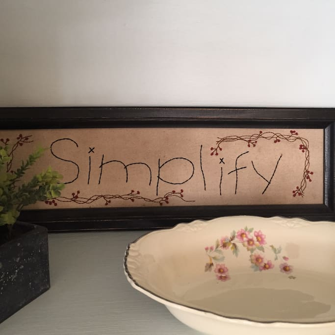 Simplify your life at Stoney Heights
