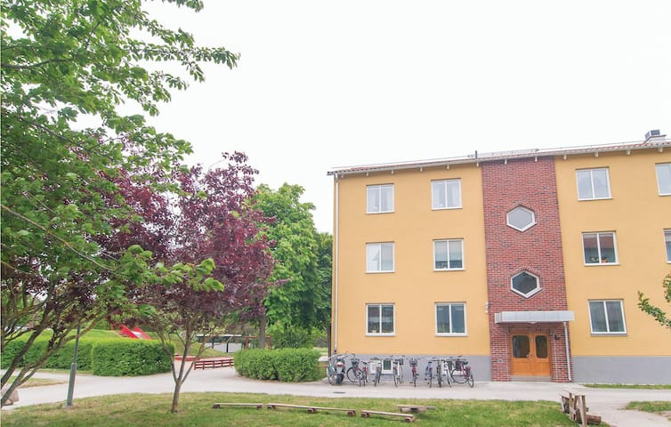 Holiday apartment with 2 bedrooms on 64m² in Visby