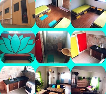 Namaste Home e Hostel Araraquara ❤️ - Araraquara - Aamiaismajoitus
