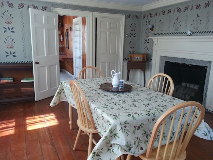 Room in Historic Farmhouse in Southern Maine
