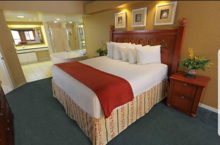 Westgate Vacation Villas 2 bedroom Villa/loft
