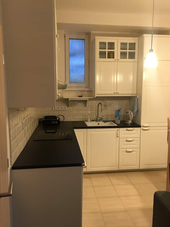1- Bedroom apartment, Prague 10, Hostivar