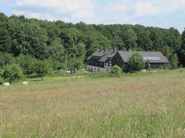 Ferienwohnung Sohrmühle, 100m2