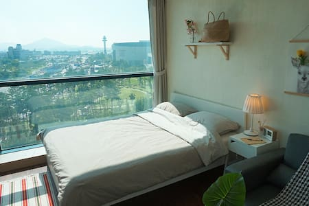 (Vely Room 1) 10mins walk from Gimpo Airport