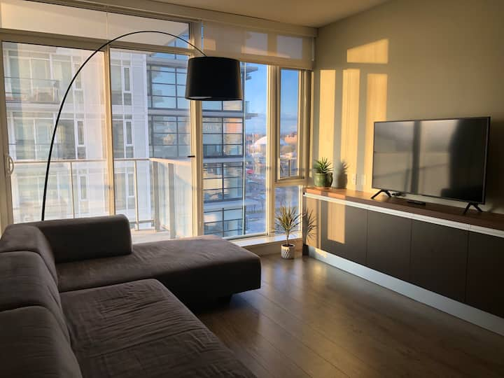 Your comfort/luxury stay in heart downtown Calgary
