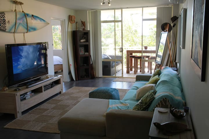 Funky Beach Pad - Coolum Beach - Apartament