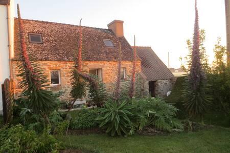 Petit maison de pierres - Saint-Jean-du-Doigt