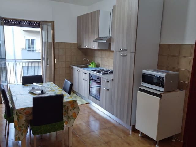 Appartamento vacanze estive Davoli Marina - Marina di Davoli - Apartament