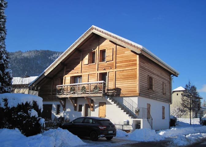 Appartement au coeur de la Haute-Savoie - Marnaz