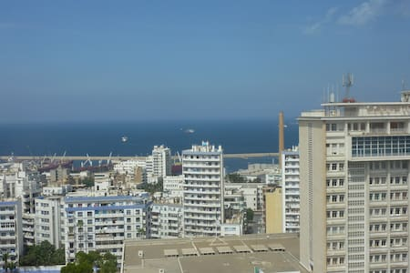 Vue sur Mer, Oran Bel-air - Apartment