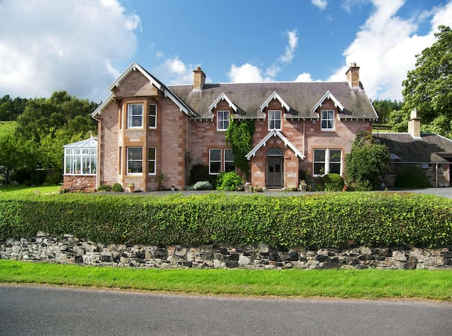 Large house in Scottish Borders - Saint Boswells - House