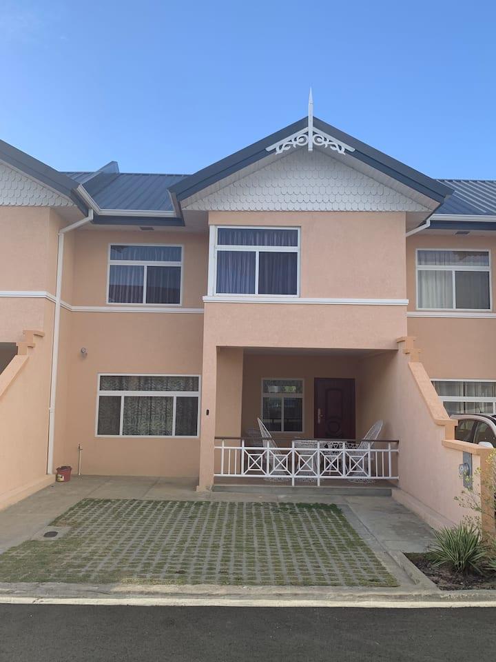 Nzingha's Three Bedroom Villa
