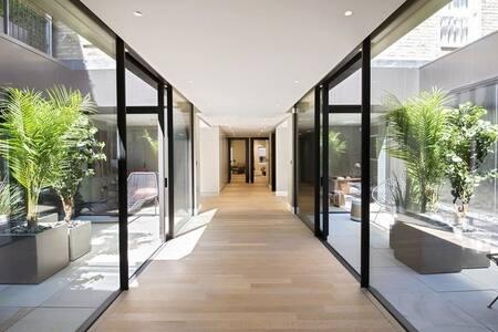 Central London ~ Luxury Living ~ 4Bd Apt - London - Wohnung