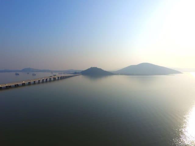 太湖度假区真山真水 - 苏州 - Villa
