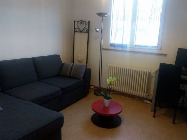 Room for two - Bienne - Appartement