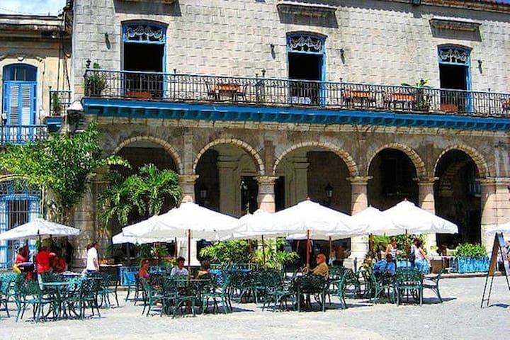 LUIS - your cozy home in Old Havana - La Habana - Apartamento