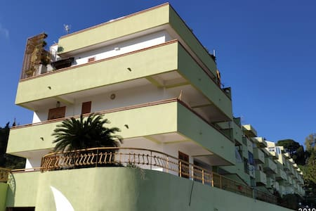 Appartamento panoramico capo rasocolmo
