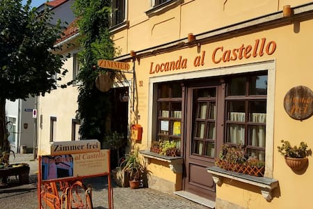 Ferienwohnung Locanda al Castello - Stolpen - Gæstehus