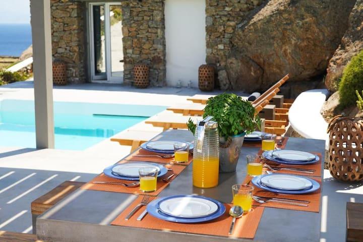Elixir Room at Paradise Estate Mykonos