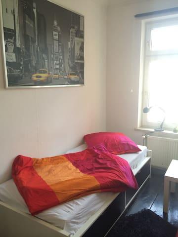 Stylish-kreative Kiezbude auf St.Pauli - Hamburgo - Apartamento