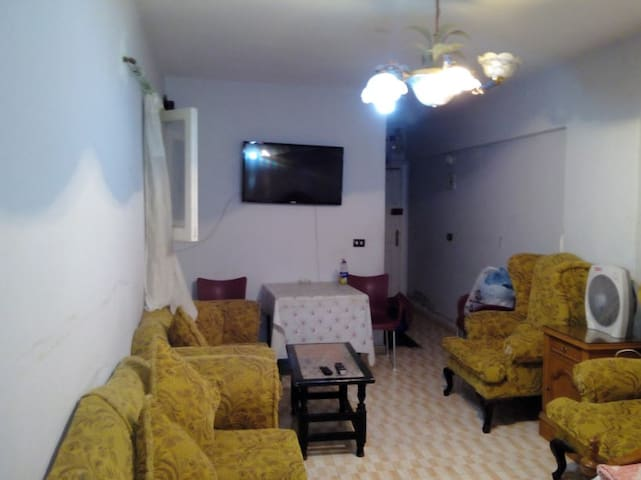 Very nice Apartment in second row of sea beach
