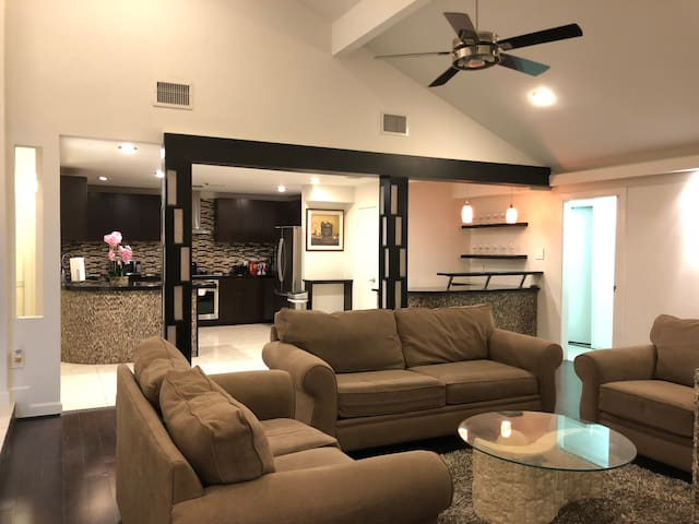 Modern brand new remodel home