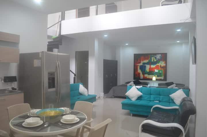 Casa Castillo | Beach House Haven in Cartagena