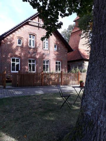 Charmante Dorfschule - Messe, Urlaub und Workshop
