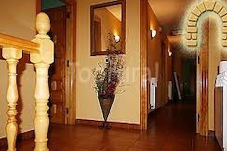 Hotel Rural  *** EL ARCO - Pesquera de Ebro - Szoba reggelivel