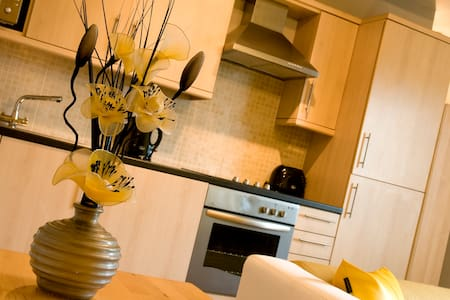 Donington 4 Serviced Apartment - Leilighet