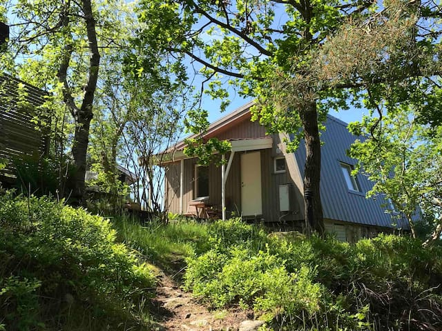 Top renovated cabin with ocean view