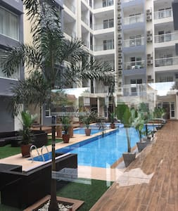 Brand New Pool Side Condo (La Grande Residence)