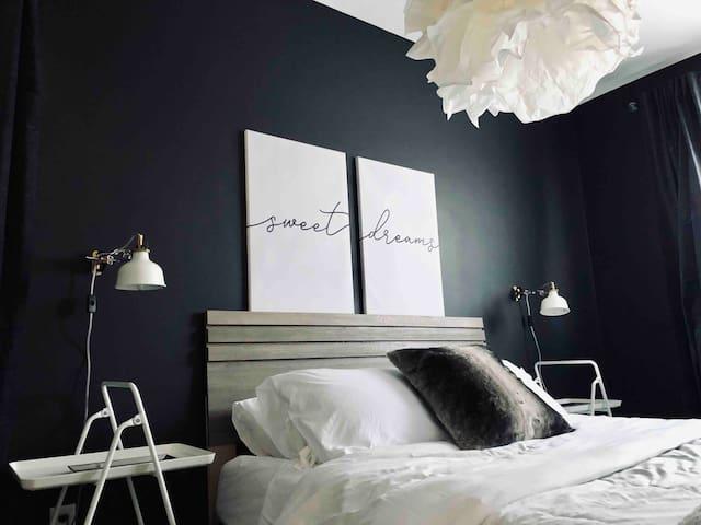 master bedroom - so dreamy!