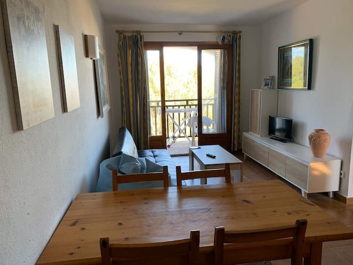 Apartamento 4 personas Arenal d en Castell