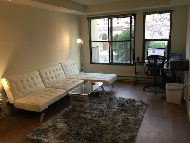 Large 1 Bedroom 4 Blocks from Union Square by MUNI - San Francisco - Wohnung
