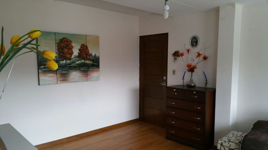 Sleep confortable and secure - La Paz - Appartement