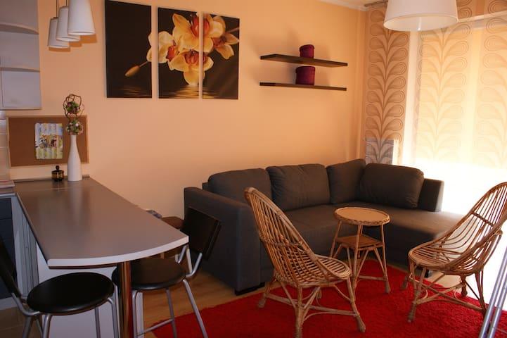 Apartament 4 osobowy. Mrągowo - Mrągowo - Apartamento