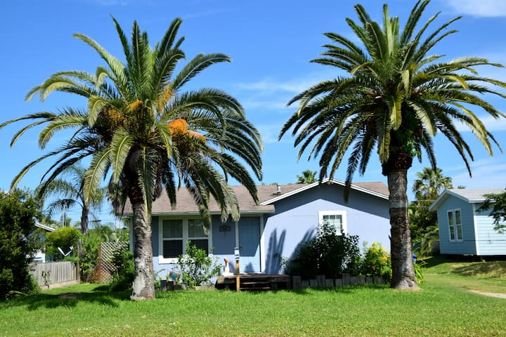 Blue Water Cottage - Port Aransas - Cabane