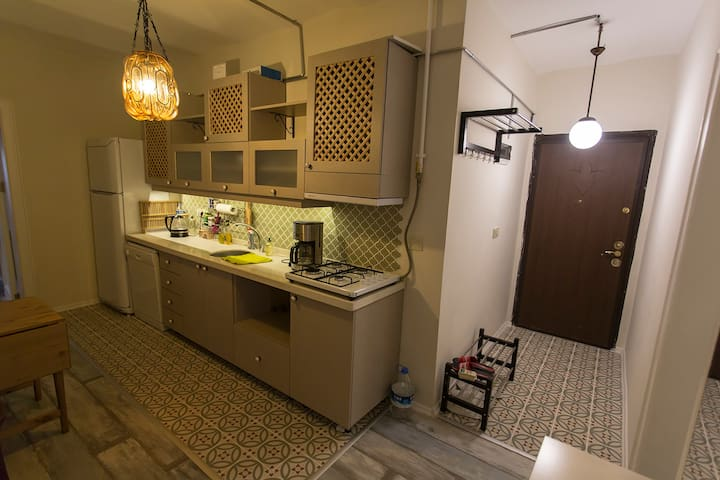 Historical Greek house in the center of Istanbul - Beyoğlu - Daire
