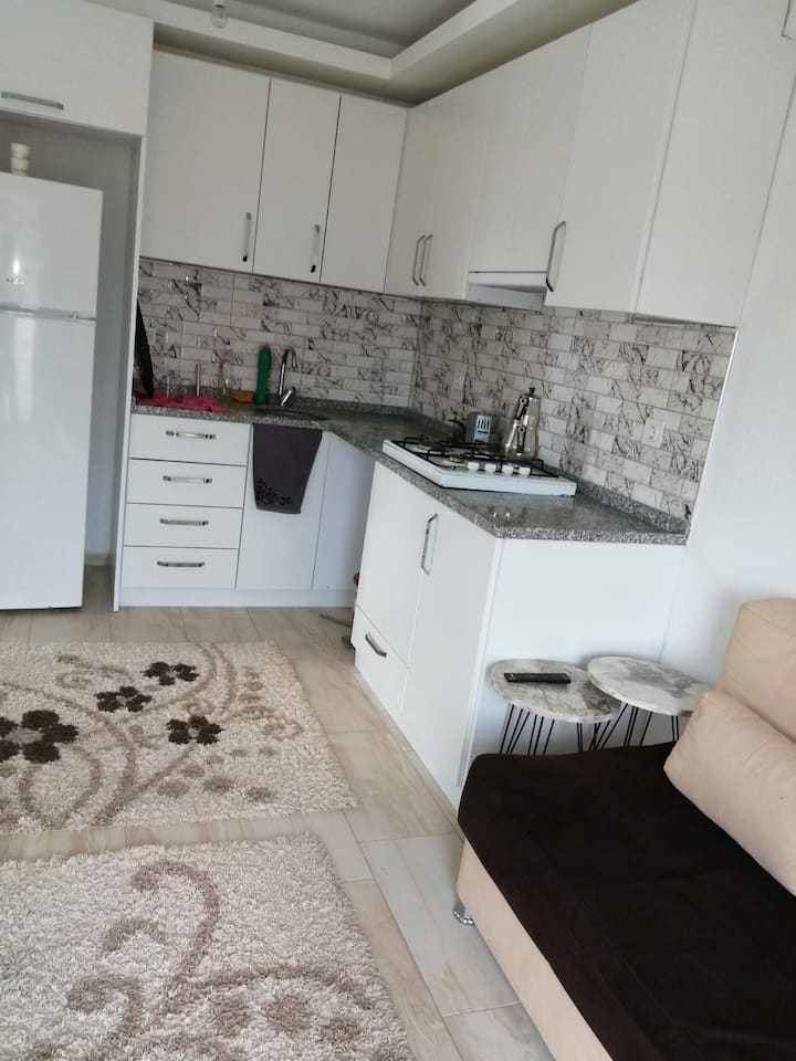 Cozy 1 BR House with Garden in Peaceful Datca