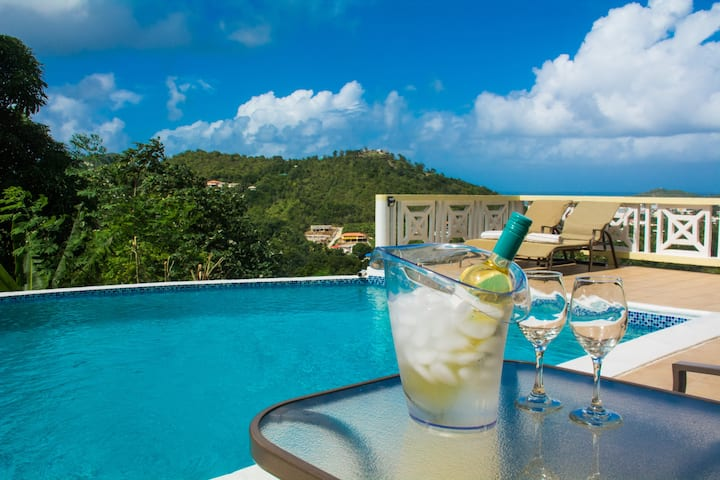 Heavenly Suites St. Lucia PS