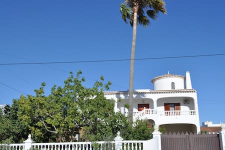Palmtree CountrySide House 10m from Beaches by Car - Algoz