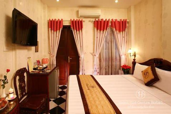 Charming City View room in Hanoi Old Quarter - Hoàn Kiếm Lake - Bed & Breakfast
