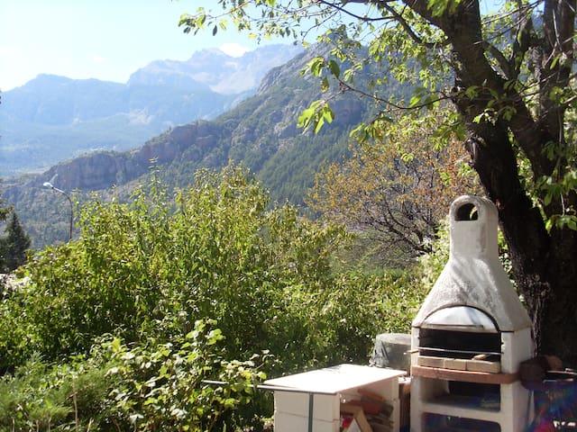 Au calme, proche lac, avec jardin très agréable - La Roche-de-Rame